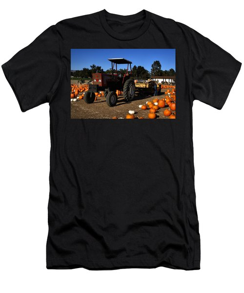 Men's T-Shirt (Slim Fit) featuring the photograph Heston 80-66 by Michael Gordon