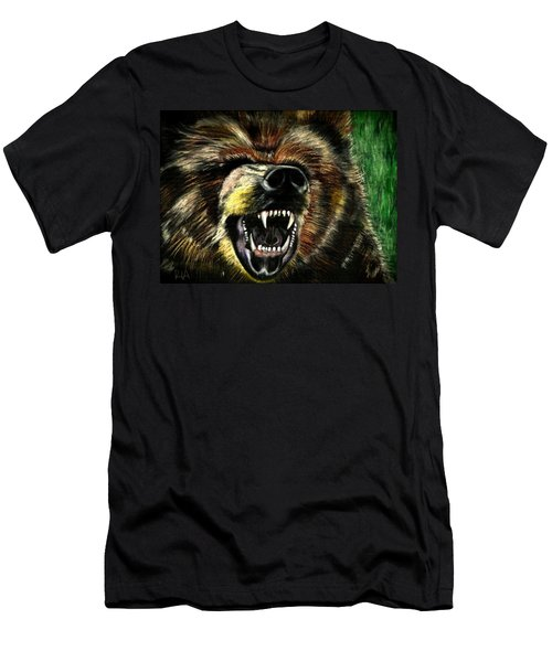 Hey.. Thats My Lil Teddy Men's T-Shirt (Athletic Fit)