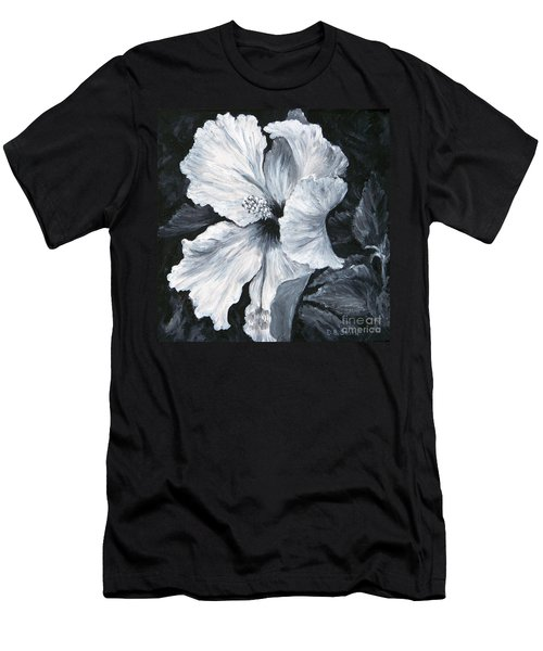 Hibiscus 1 Men's T-Shirt (Athletic Fit)