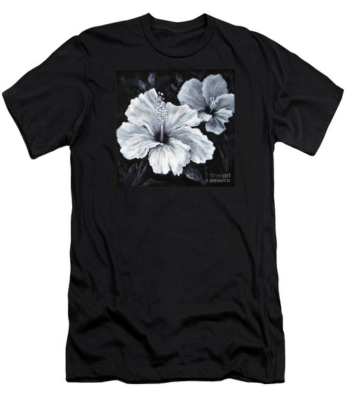 Hibiscus 2 Men's T-Shirt (Athletic Fit)