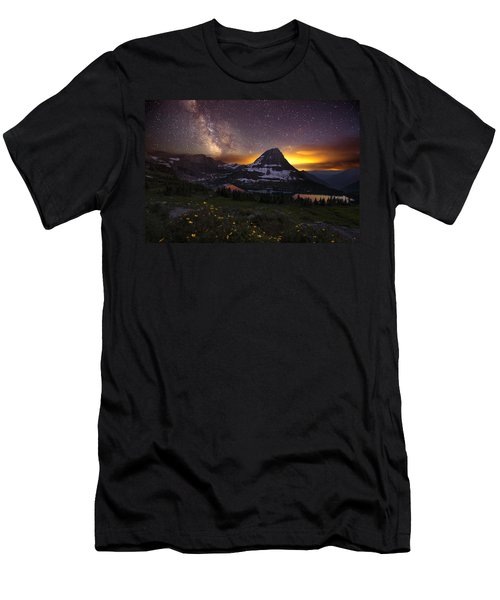 Men's T-Shirt (Athletic Fit) featuring the photograph Hidden Galaxy by Dustin  LeFevre