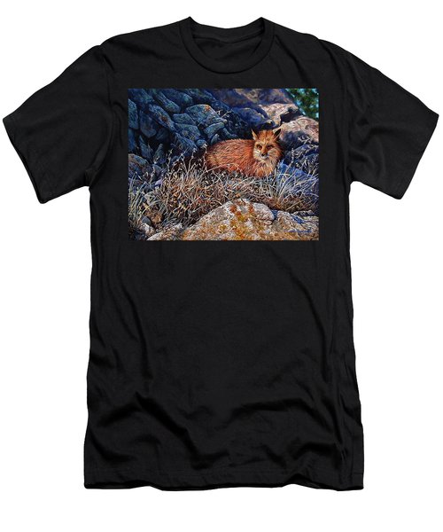 Hide And Seek Men's T-Shirt (Athletic Fit)