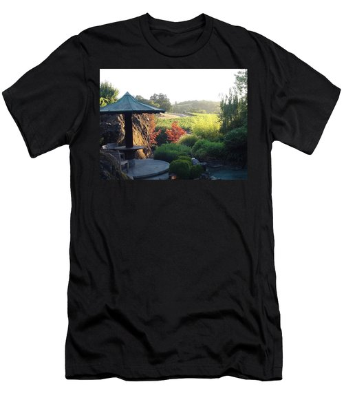 Men's T-Shirt (Slim Fit) featuring the photograph Hide Out  by Shawn Marlow