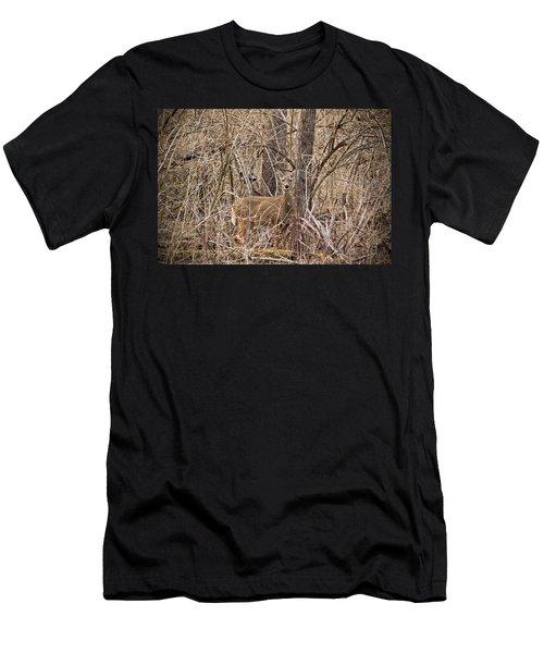 Hiding Out Men's T-Shirt (Athletic Fit)