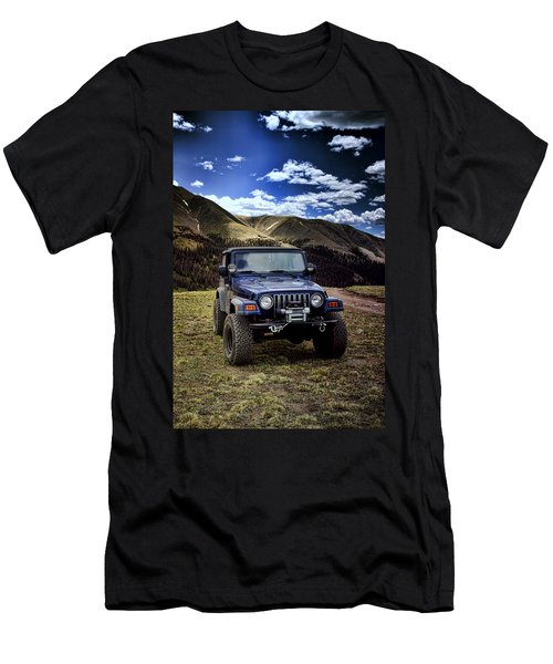 High Country Adventure Men's T-Shirt (Athletic Fit)