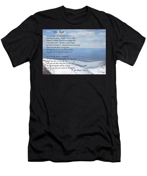 High Flight Men's T-Shirt (Athletic Fit)
