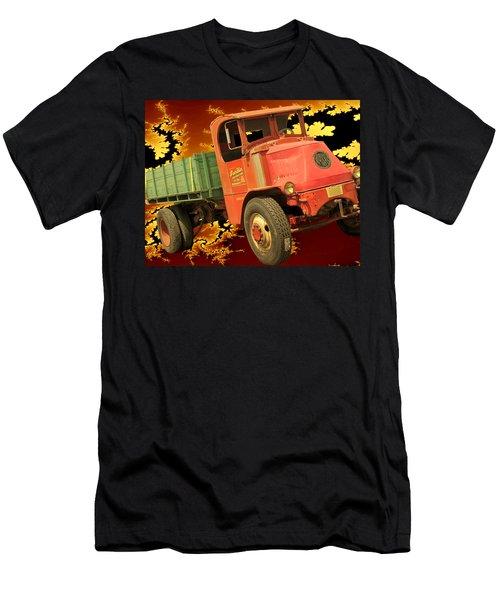High Flying Mack Men's T-Shirt (Athletic Fit)