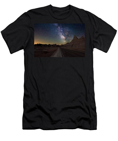 Highway To Men's T-Shirt (Athletic Fit)
