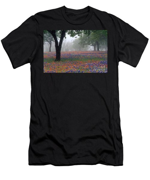 Hill Country - Fs000912 Men's T-Shirt (Slim Fit) by Daniel Dempster