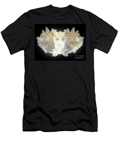 Hint Of Owl Men's T-Shirt (Athletic Fit)