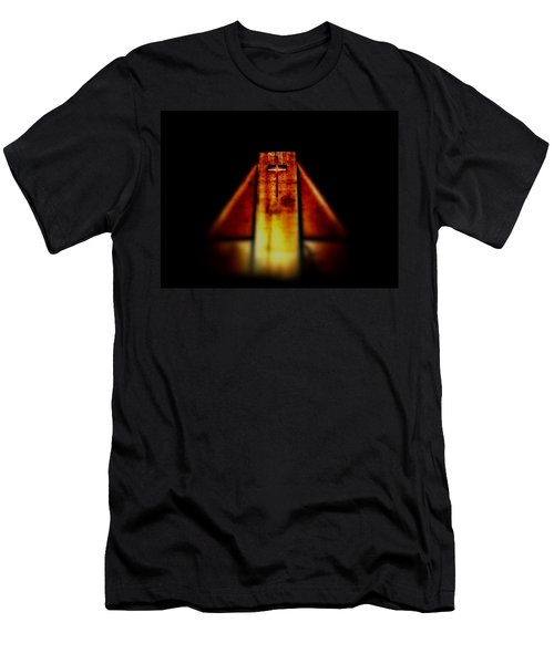 His House Men's T-Shirt (Athletic Fit)
