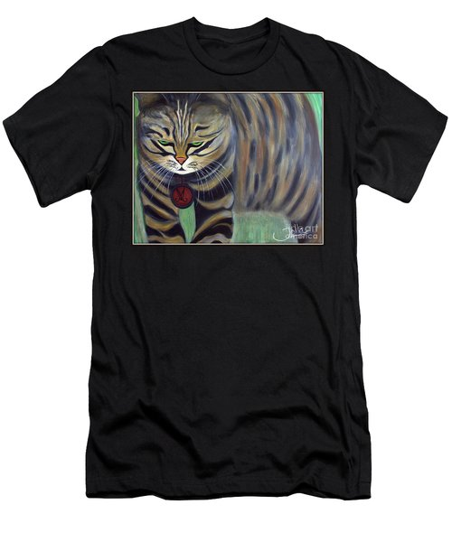 His Lordship Monty Men's T-Shirt (Athletic Fit)