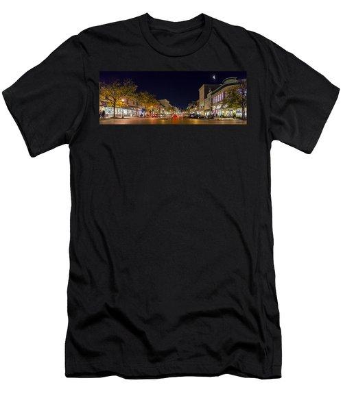 Historic Annapolis - Pano Men's T-Shirt (Athletic Fit)