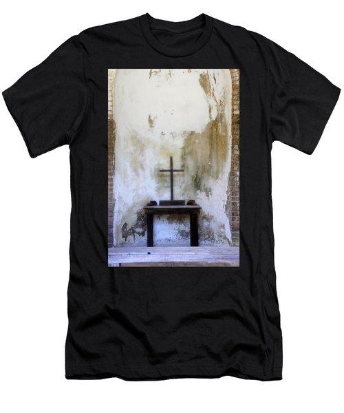 Historic Hope Men's T-Shirt (Athletic Fit)