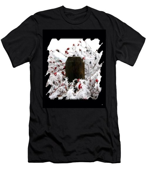 Hoarfrost 17  Men's T-Shirt (Athletic Fit)