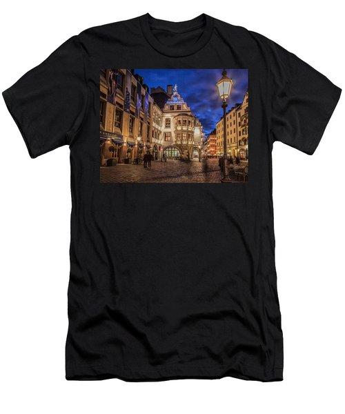 Hofbrauhaus Men's T-Shirt (Athletic Fit)