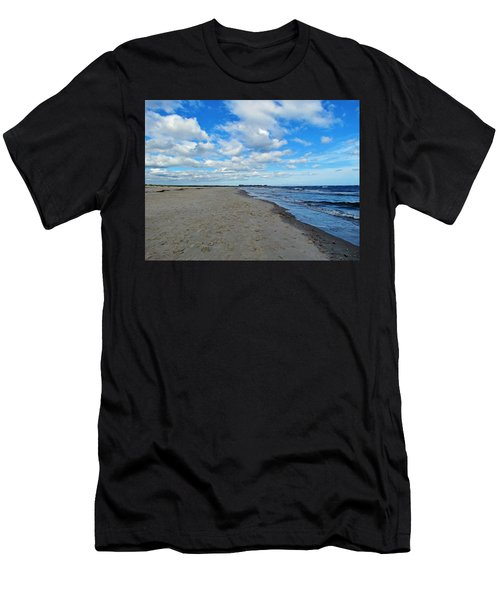 Holden Beach Nc Men's T-Shirt (Athletic Fit)