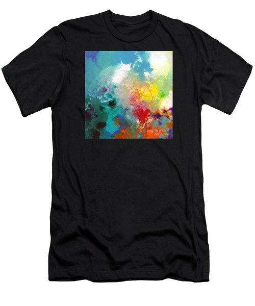 Holding The High Watch Canvas One Men's T-Shirt (Athletic Fit)
