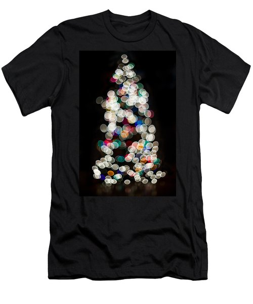 Holiday In Color Men's T-Shirt (Athletic Fit)