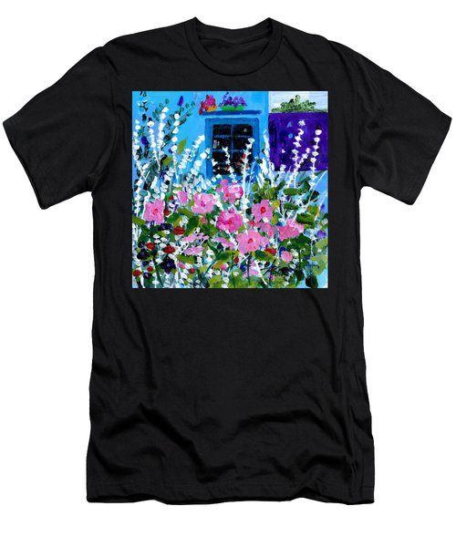 Hollyhock Alley  Men's T-Shirt (Athletic Fit)
