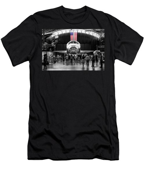 Home At Last Men's T-Shirt (Slim Fit) by Jim Thompson