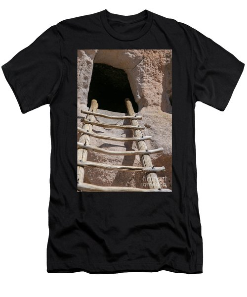 Home In Frijoles Canyon Men's T-Shirt (Athletic Fit)