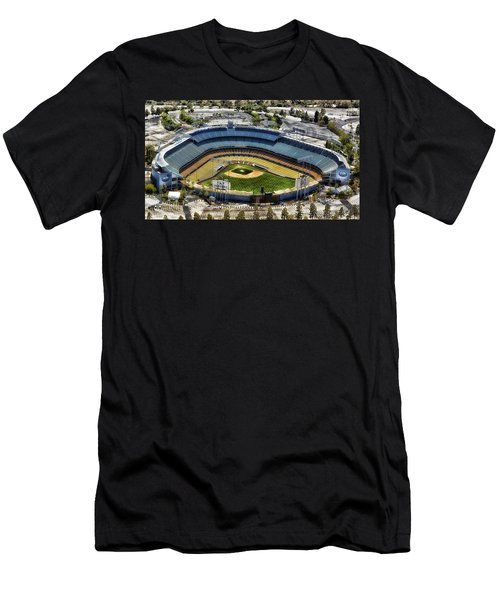 Home Of The Los Angeles Dodgers Men's T-Shirt (Athletic Fit)