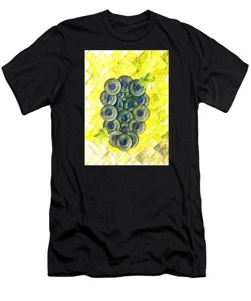 Honeybee 1 Men's T-Shirt (Athletic Fit)
