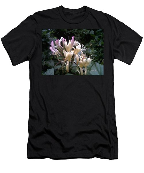 Honeysuckles Men's T-Shirt (Athletic Fit)
