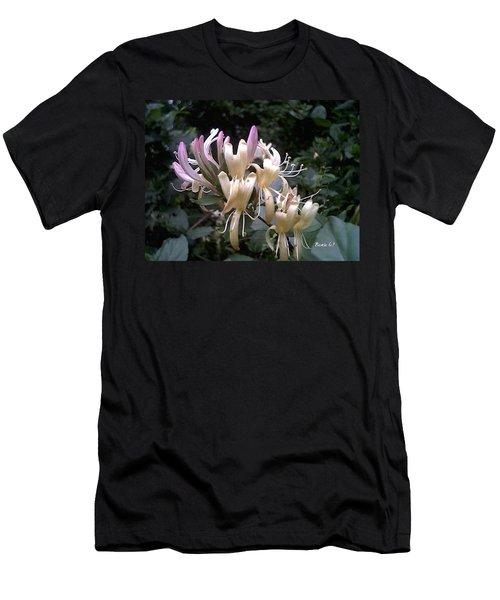 Honeysuckles Men's T-Shirt (Slim Fit)