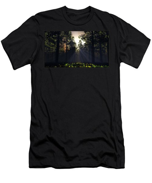 Hope Springs Eternal... Men's T-Shirt (Athletic Fit)