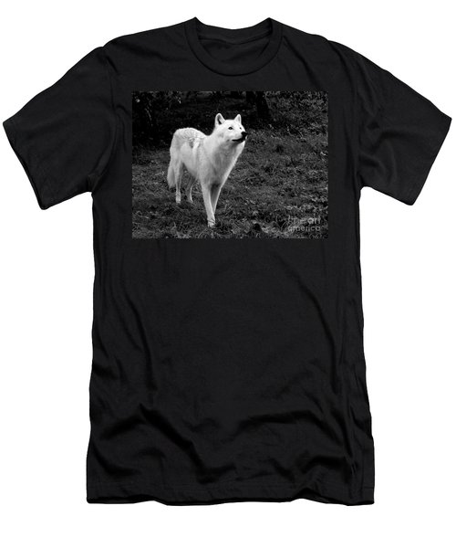 Men's T-Shirt (Slim Fit) featuring the photograph Hopeful by Vicki Spindler