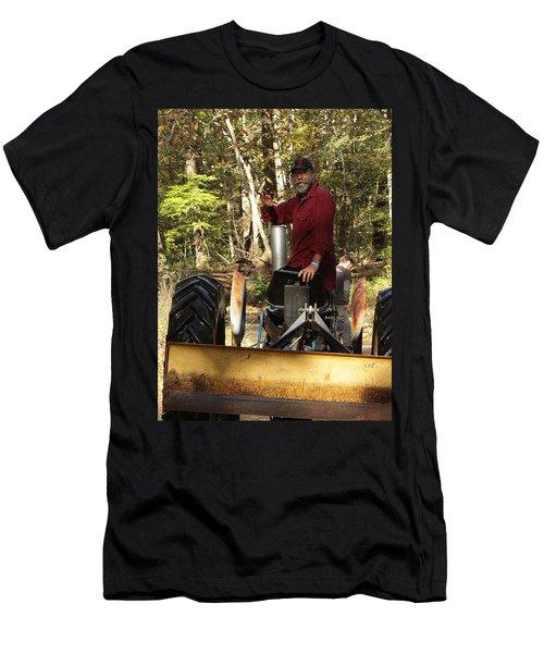 Host Men's T-Shirt (Athletic Fit)
