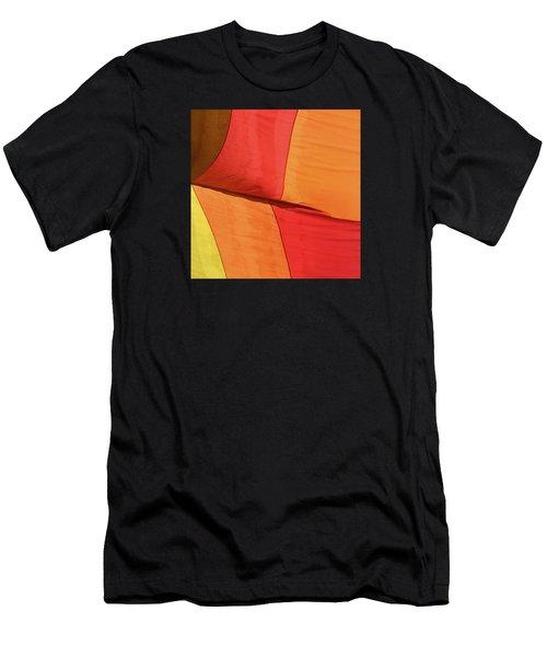 Hot Air Balloon Men's T-Shirt (Athletic Fit)