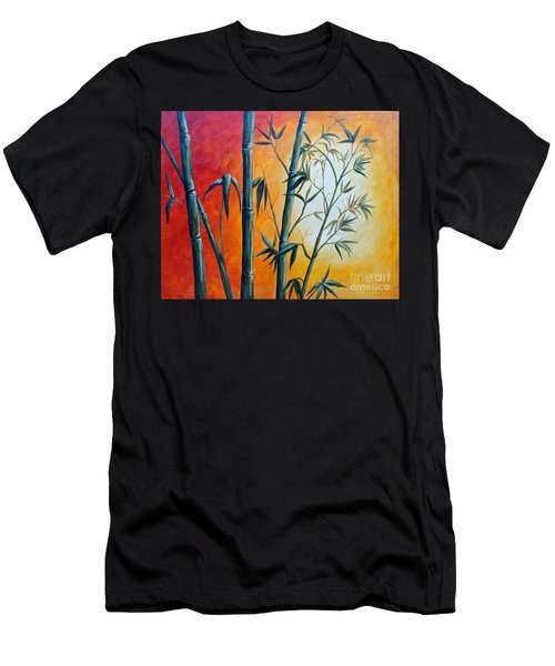 Hot Bamboo Days Men's T-Shirt (Athletic Fit)