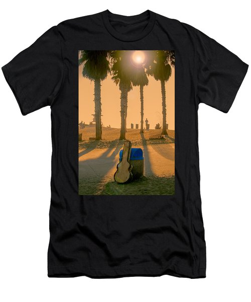 Hotel California Men's T-Shirt (Athletic Fit)