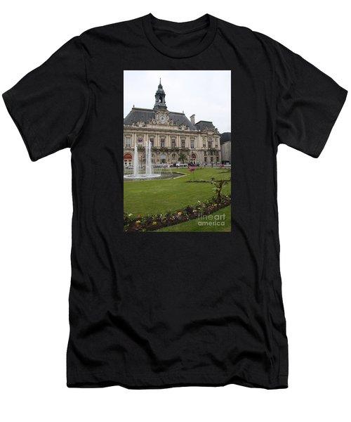 Hotel De Ville - Tours Men's T-Shirt (Athletic Fit)