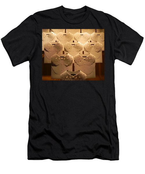 Louis Vuitton Window Display Men's T-Shirt (Athletic Fit)