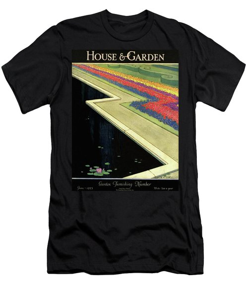 House And Garden Furnishing Number Men's T-Shirt (Athletic Fit)