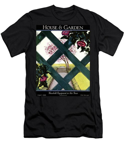 House And Garden Household Equipment Men's T-Shirt (Athletic Fit)