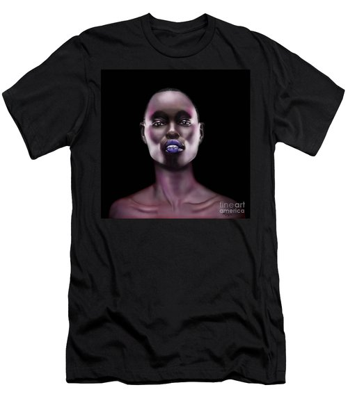 How Beautiful - The Color Purple Men's T-Shirt (Athletic Fit)