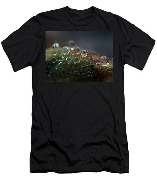 Men's T-Shirt (Slim Fit) featuring the photograph How  Bizzahh by Joe Schofield