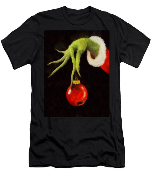 How The Grinch Stole Christmas Men's T-Shirt (Slim Fit) by Dan Sproul