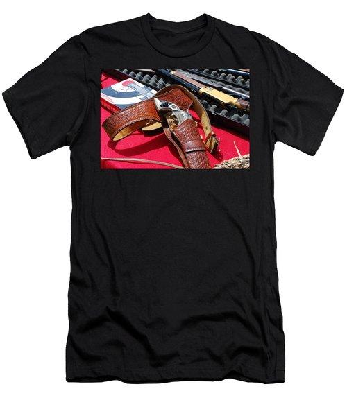 Howdy Partner Men's T-Shirt (Athletic Fit)