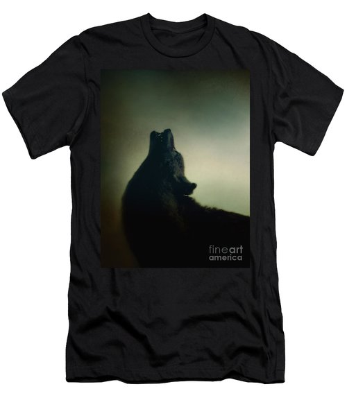 Howling Men's T-Shirt (Athletic Fit)