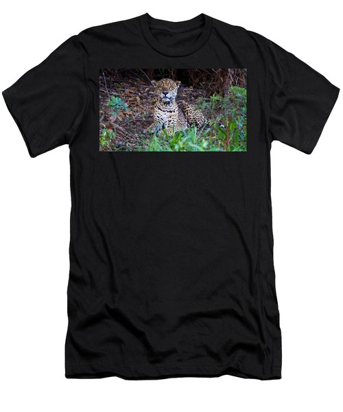 Hugo Waking 2 Men's T-Shirt (Athletic Fit)
