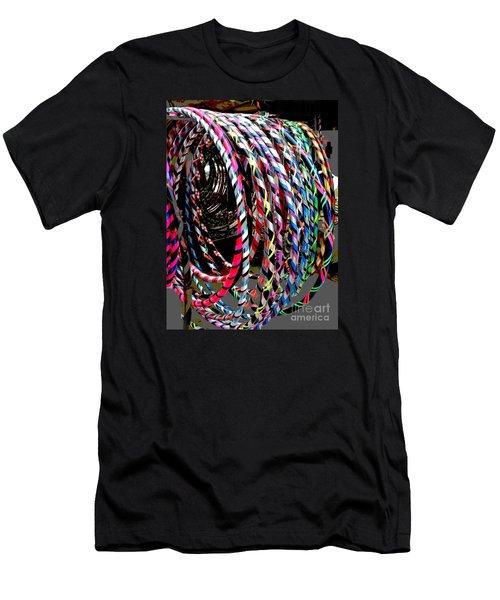 Huly Hoops Men's T-Shirt (Slim Fit)