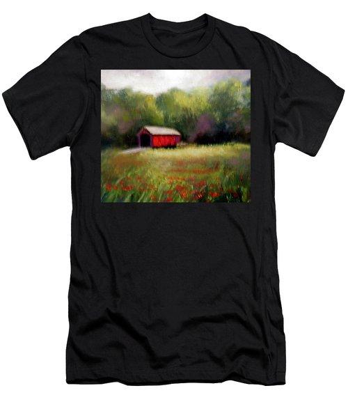 Hune Bridge Men's T-Shirt (Athletic Fit)