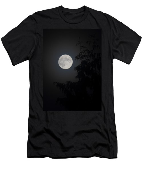 Hunters Moon Men's T-Shirt (Athletic Fit)