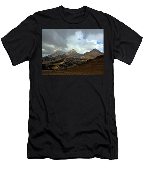 Hurricane Pass Men's T-Shirt (Athletic Fit)